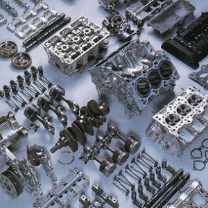 Motoren & versnellingsbakken
