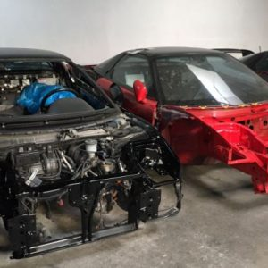 auto's voor demontage